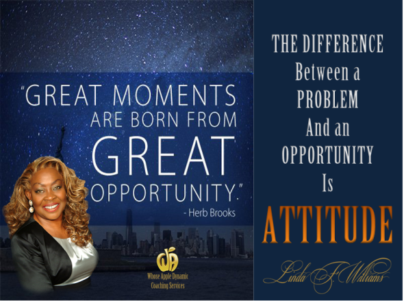 Attitude & Opportnity